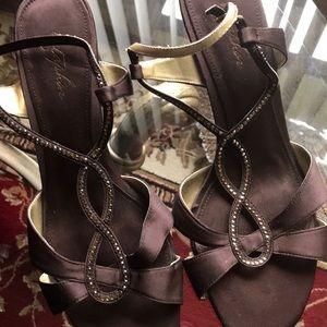 Metaphor brown dress shoes